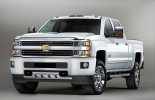 ��������� �������� Chevrolet Silverado High Country �� ���������� � ���-����� 2014