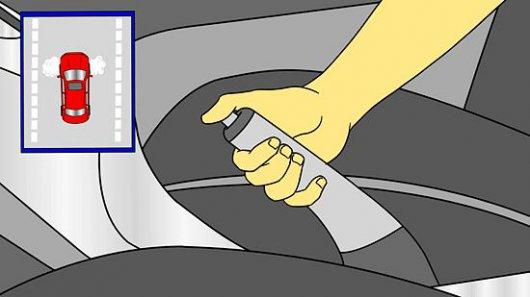 Как сорвать колеса в пробуксовку
