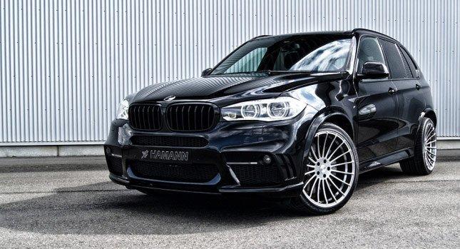 Hamann показала тюнинг новой BMW X5 F15