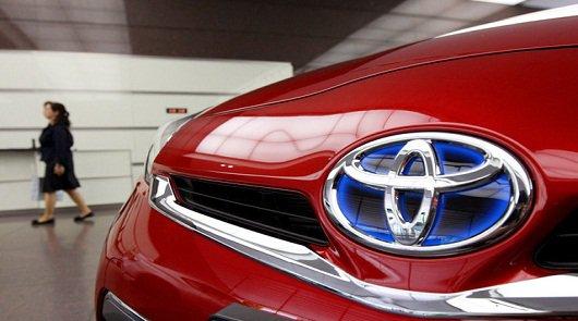 Toyota остается самым дорогим автомобильным брендом
