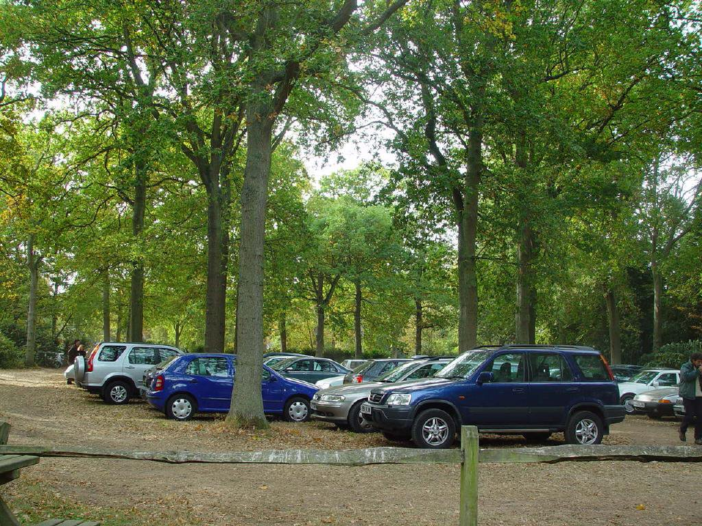 Pillow Mounds Car Park