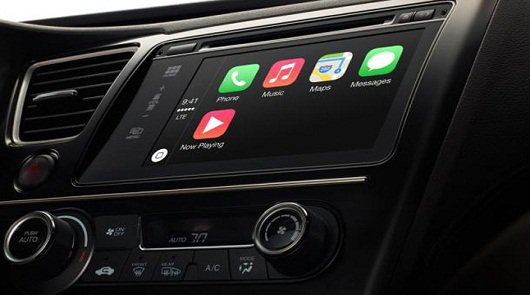 ��� ����� Apple CarPlay? ����