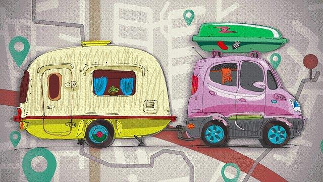 Как планировать путешествие на автомобиле?