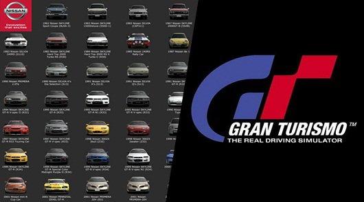 """Nissan вспомнит все свои 148 моделей в игре """"Gran Turismo"""""""