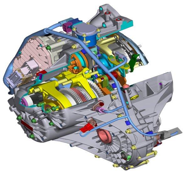Производители автоматических коробок передач: Часть 2