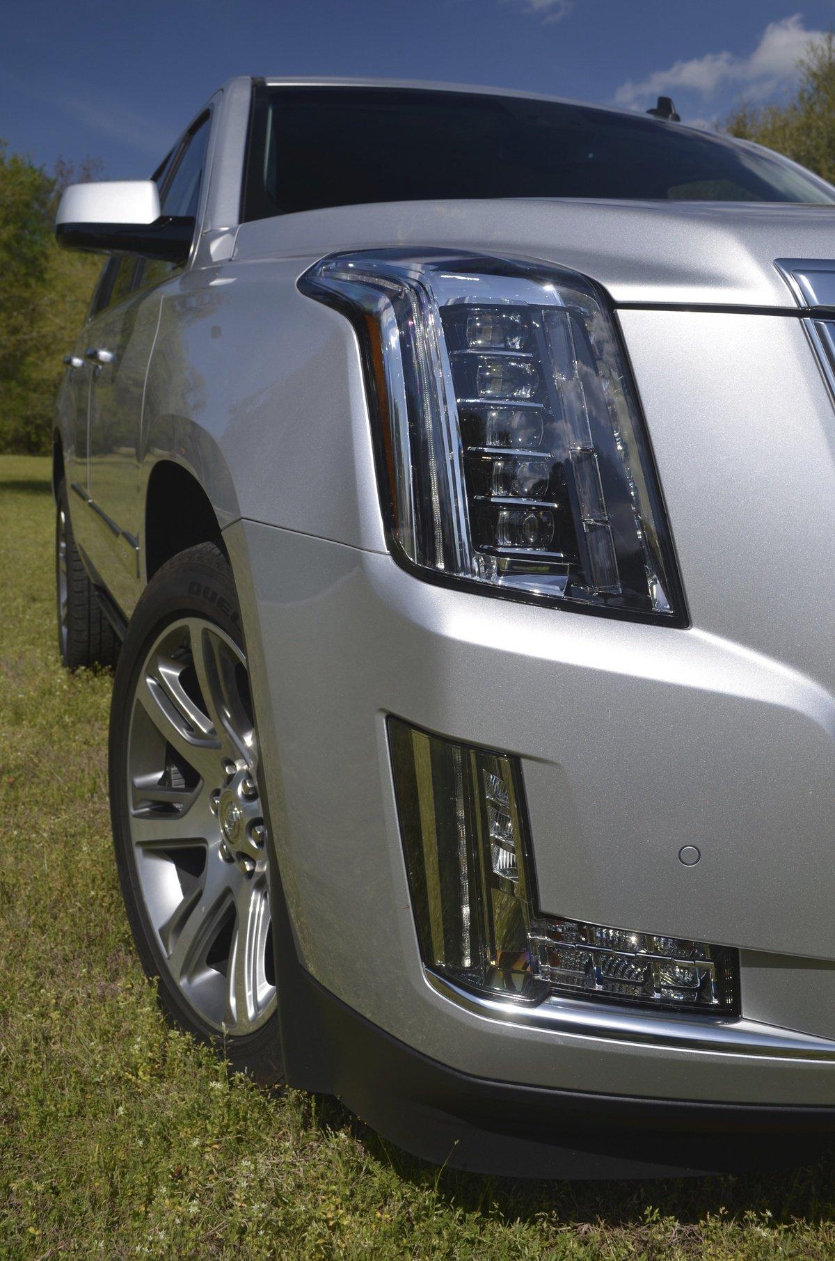 2015 Cadillac Escalade: ������ ����-�����