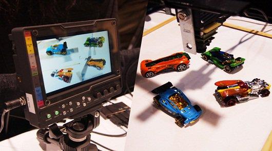 Автомобильные камеры заднего вида