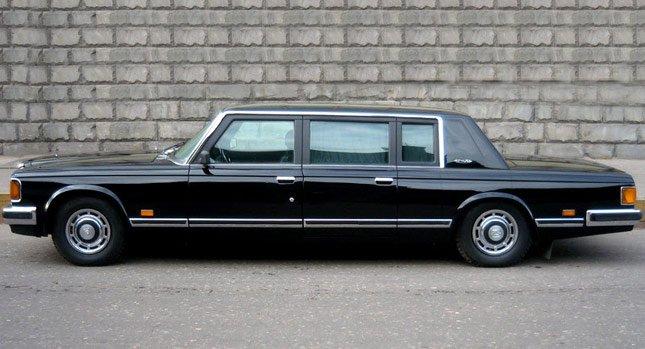 Купить за € на 1,2 млн бронированный лимузин 1989 ЗИЛ-41052, на котором ездил Горбачев и Ельцин