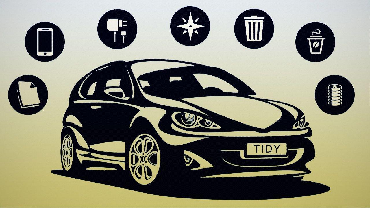 Вмятину на автомобиле