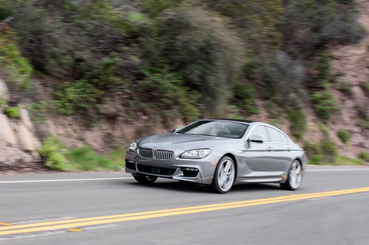 2013 BMW 650i Gran Coupe: Обзор