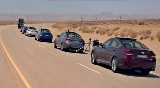 Самое лучшее видео демонстрации автономного вождения автомобилей