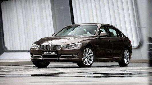 Эксклюзив: BMW готовит рейсталинг 3-серии в 2015 году