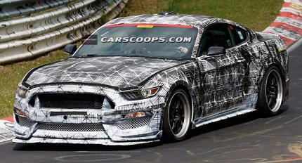 2016 Mustang Shelby GT500, ���������� ��� ����� ����