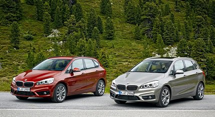 Фотообзор BMW 2 Series Active Tourer 290 фото фото