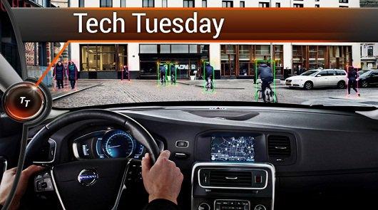 Как новые автомобили защищают пешеходов?