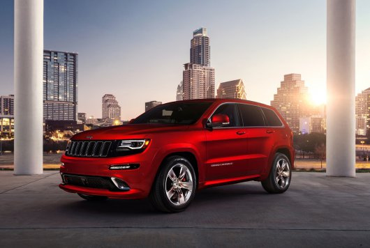 2014 Jeep Grand Cherokee SRT | Фотографии фото