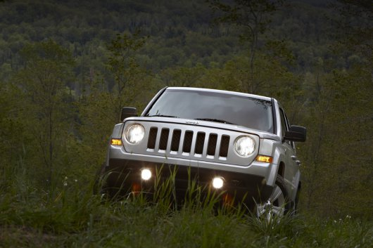 2011 Jeep Patriot | Фотографии фото