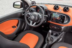Официально 2015 Smart ForTwo и ForFour