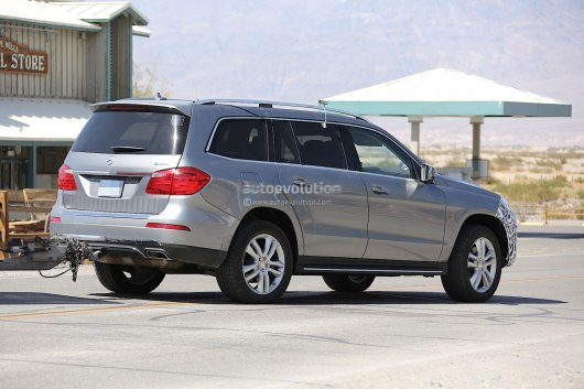 2016 Mercedes-Benz GL � ����� ���������� ������� � ������ ������