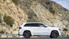 Тест-драйв: 2014 JEEP Grand Cherokee SRT