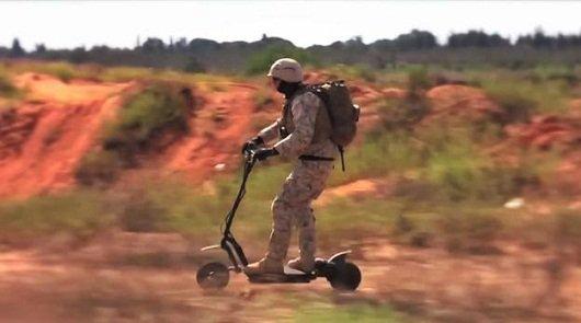 Семь военных транспортных средств можно купить