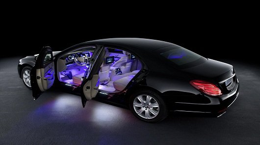 Mercedes-Benz S600 Guard �������� ����������, ��� ���� ����