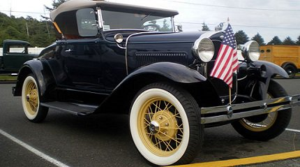 12 ������� 1908: ��� ���������� ������ Ford Model T ����
