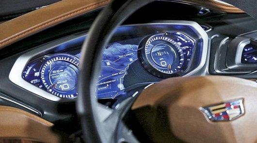 Новые автомобили дают взглянуть на центральной консоли завтрашнего дня