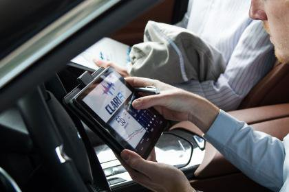 Будущее автомобильных гаджетов