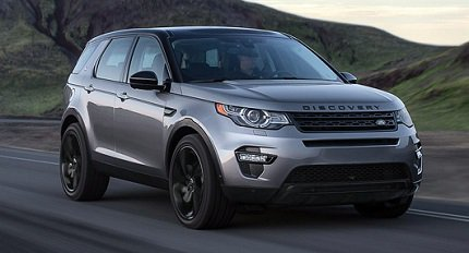 ����� 2015 Land Rover Discovery Sport, ����������� � �����������