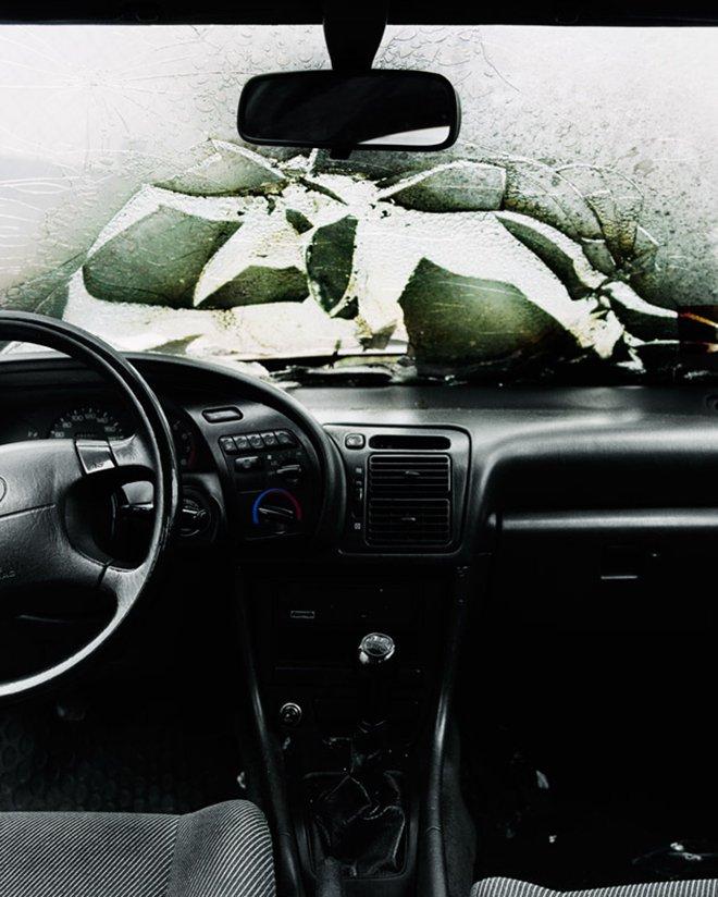 Фотографии автомобилей после ДТП