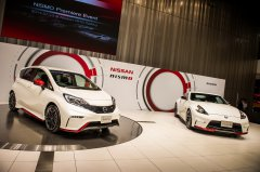 ��������� �������� Nissan Note Nismo �� ���������� � ������ 2014