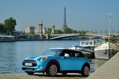 ��������� �������� ����������� Mini Superleggera Roadster �� ���������� � ������ 2014