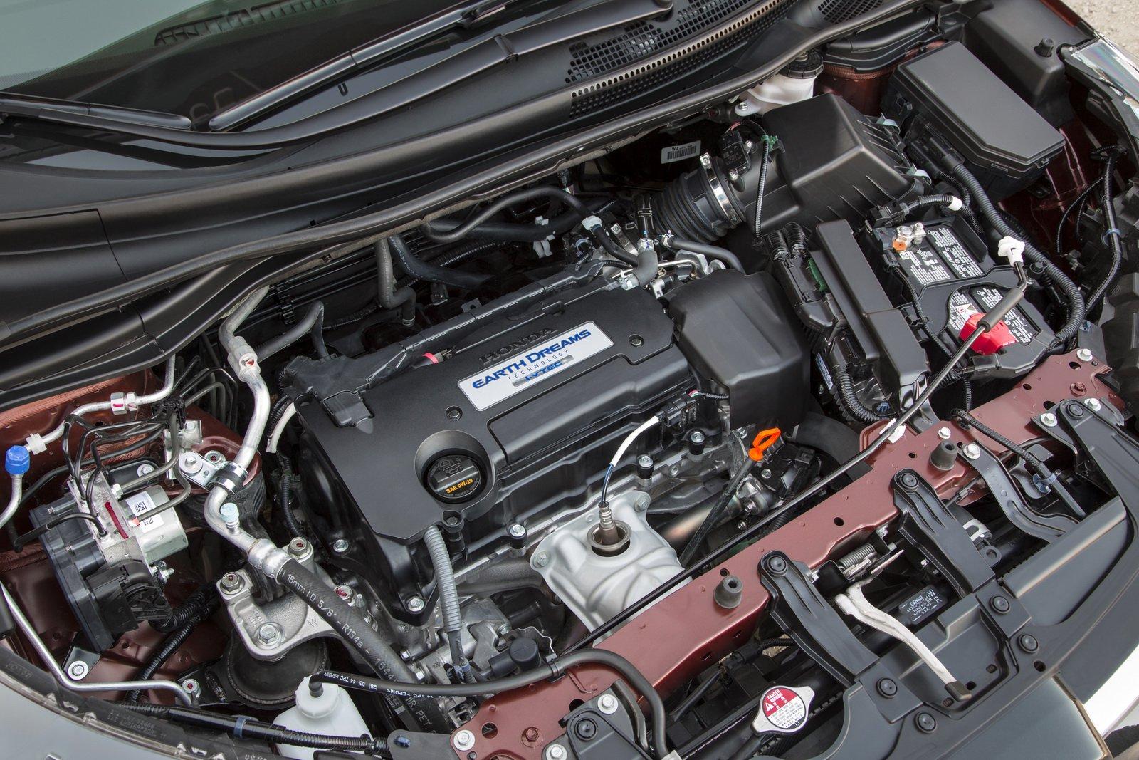 Двигатели хонда црв