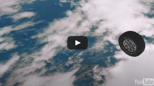 Лучший в мире способ проверить качество автомобильных шин [видео]
