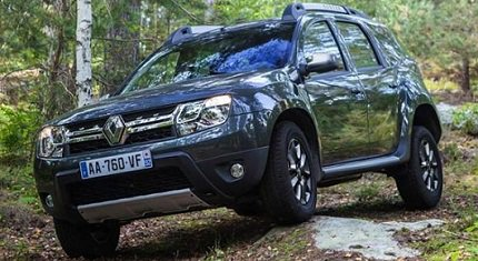 Renault Duster, �������� ��������� ����