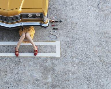 Что делать если машина не запускается?