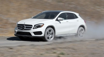 ������� ����-�����: 2015 Mercedes-Benz GLA250 4Matic, GLA45 AMG