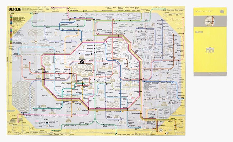 Красивая карта чрезвычайно