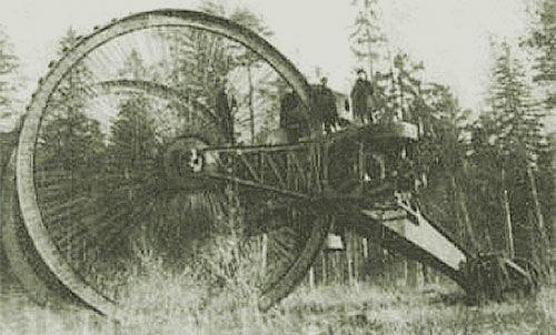 15 попыток заново изобрести колесо