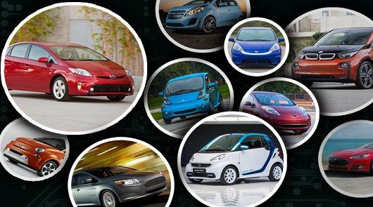 10 машин, которые эффективные, как Toyota Prius