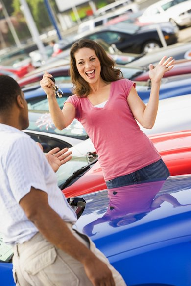 Как выбить хорошую скидку в автосалоне