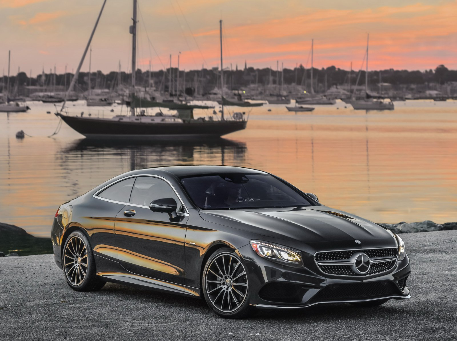 mercedes Porsche is the likely answer for the mainstream supercar, ferrari comes to mind for exotics, and for everyday luxury, chances are you'll hear mercedes most of us lack the means to own one of.