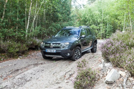 Renault Duster, �������� ���������
