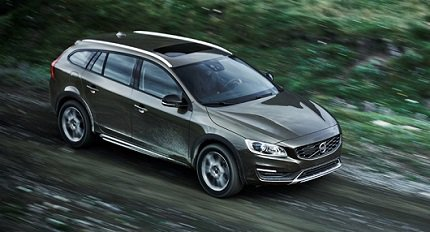 Volvo V60 Cross Country, дебют на LA Auto Show фото