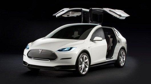 8203;2015-2016 Tesla Model X