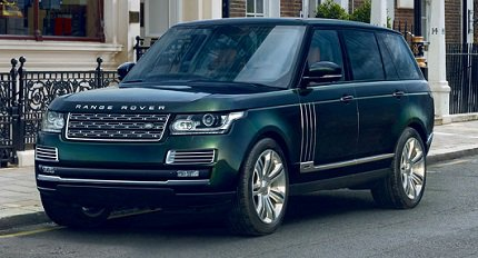 Land Rover �� Holland&Holland, ����� ��������� ��������� � ���� ����