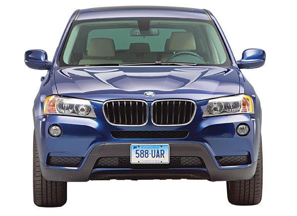 BMW X3: Немецкий экспрессионизм