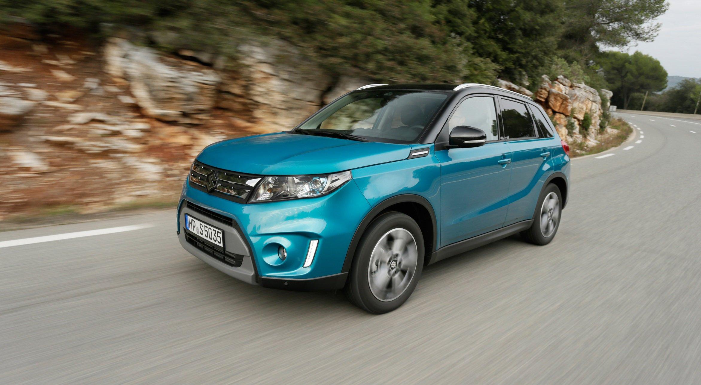 Тест-драйв новой Suzuki Vitara: первые впечатления