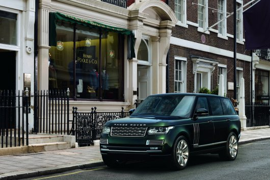 Land Rover �� Holland&Holland, ����� ��������� ��������� � ����
